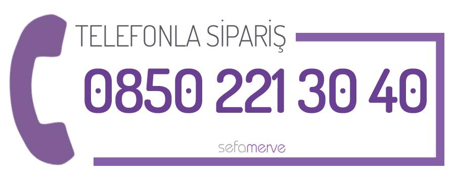 Sefamerve Müşteri Hizmetleri WhatsApp Sipariş Telefon Numarası | İletişim  Numarası